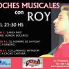 NOCHES MUSICALES con ROY