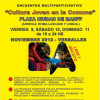 ¡¡ Je!!! ¡¡¡ Se agrandó Chacarita !!!! El 9 – 10 y 11 de Noviembre vuelve el Encuentro Multiparticipativo