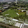 La Villa Olimpica tendrá 1.500 viviendas para los vecinos del sur de la Ciudad