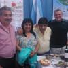 Cena en CE.CO.V.I.P. Liniers (Centro de Comerciantes Vecinos Instituciones y Profesionales de Liniers), Ibarrola 6864, Liniers, Convocada por Fecoba.