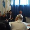 Reunión Proyecto Hospitales Verdes en la Comuna 10