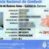 El trámite para el duplicado de la licencia de conducir se podría hacer desde internet