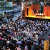 Con emoción reabrieron el mítico Teatro Caminito