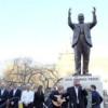 Juan Domingo Perón ya tiene una plaza en la Ciudad