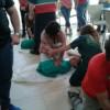 La Legislatura brindó cursos sobre primeros auxilios