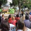 Vecinos se oponen a la instalación del bar en el Parque Chacabuco