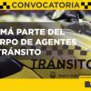 Abren nuevas convocatorias de Agentes de Tránsito