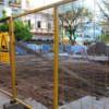 Manejando fondos propios, las comunas porteñas reparan 100 plazas al mismo tiempo
