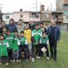Rodríguez Larreta inauguró una cancha de fútbol en el Barrio 31
