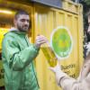 Villa Devoto, Caballito y Palermo, los barrios que más reciclan aceite usado