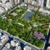 El Parque Las Heras está en plena obra para su renovación