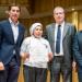Santilli entregó diplomas de #Potenciate a egresados en gastronomía
