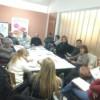 Reunión del Consejo Consultivo  y  la Junta Comunal N° 10