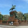 San Martín en el bronce –