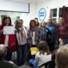 """El """"Dire"""" Fue Premiado junto a Vecinos de Villa Real y la Comuna 10"""