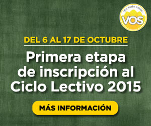 Inscripcion escolar