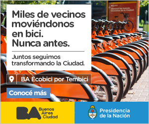 Moviéndonos en bici